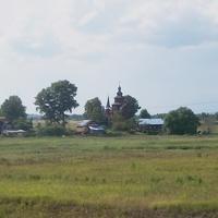 Богословская церковь (Иоаннобогословская церковь, Церковь Иоанна Богослова на Ишне).