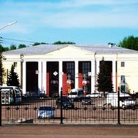 Дом культуры железнодорожного узла Ярославль Главный.
