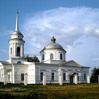 Церковь Святой Троицы в слободе Белая