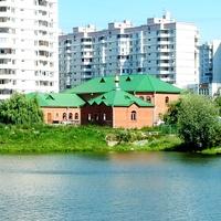 Церковь Владимира равноапостольного в Новокосино (крестильная).