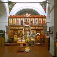Храм Параскевы Пятницы в селе Песчаное