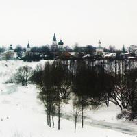 Успенский Александровский женский монастырь.