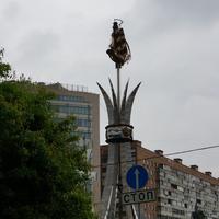 Памятник героизму и доблести моряков-черноморцев