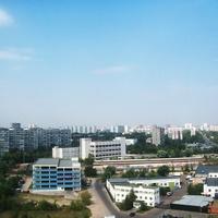 ВАО. Вид на Новогиреево.
