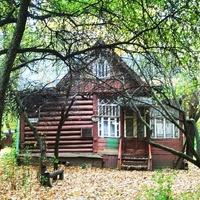 Дом, в которм жил Алексей Дикий.