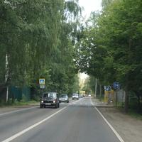 Улица Шоссейная