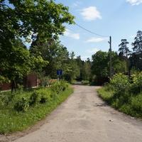 Посёлок Загорянский