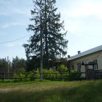 Административное здание - филиал заповедника на Чистом озере