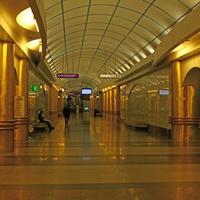 "Станция метро ""Международная"""