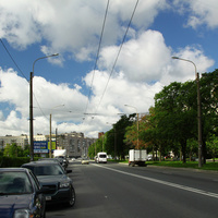 Улица Белы Куна