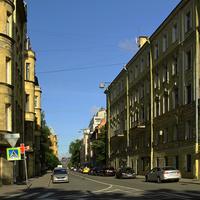 Улица Съезжинская
