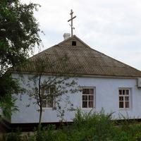 Щёлкино. Церковь Св. Благоверного Александра Невского. 2015 г