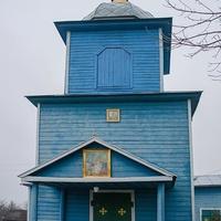 Количевка, церковь