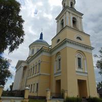 Церковь село Сельцо Карельское.