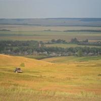 с.Николаевка, Полибинской адм., Бугурусланского р-на.
