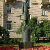 Памятник Габдулле Тукаю