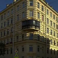 Улица Зверинская, 44