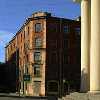 Улица Блохина