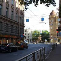 Переулок Нестерова
