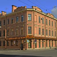 Улица Зверинская, 12