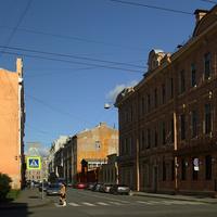 Улица Зверинская