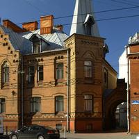 Улица Съезжинская, дом 3
