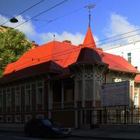 Улица Большая Пушкарская, 14