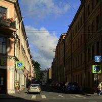 Улица Красносельская