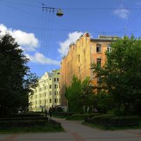 Улица Благоева
