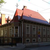 Улица Большая Пушкарская, дом 14