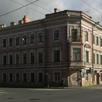 Улица Большая Пушкарская, 18