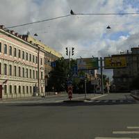 Улица Большая Пушкарская
