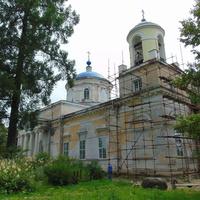 Все что рядом-это Кожино,Млево.Церковь.