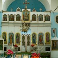 Церковь Казанской иконы Божией Матери в селе Иващенково