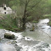 Річка Тернава. Млин.