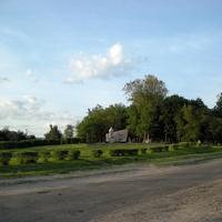 Памятник Воинской Славы в селе Крутой Лог