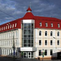 Нижний Тагил. Из окна гостиницы Северный Урал. 2015 г