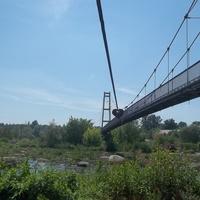 Мост любви Богуслав