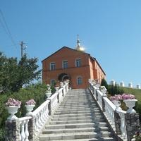 Мужской монастырь,церковь, Богуслав