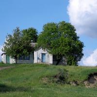 Облик села Устинка