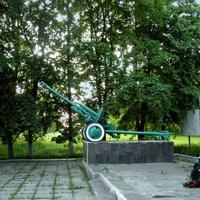 Памятный знак на трассе Белгород-Шебекино