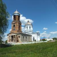 Старая церковь в Жилино