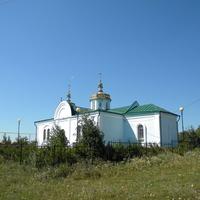 Церковь Космы и Дамиана в селе Огибное