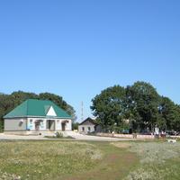 Облик села Огибное