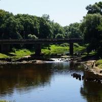река Порусья.
