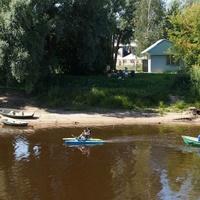река Полисть.