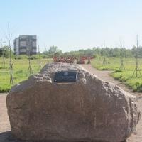 заложен сквер к 300 летию Красного Села