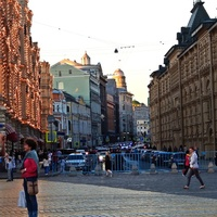 Улица Ильинка.
