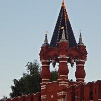Царская башня.
