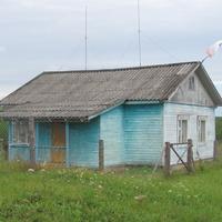 Здание Шуваевской администрации